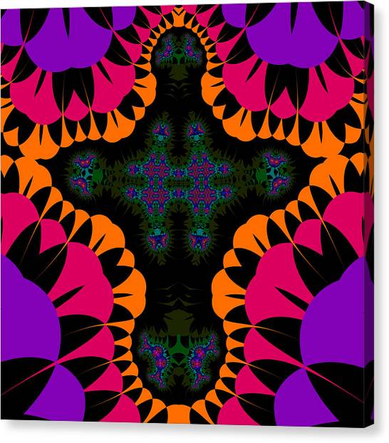 Acknobless Canvas Print
