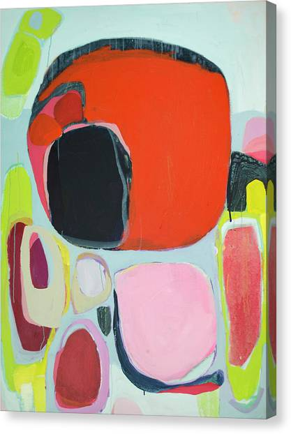 Canvas Print - Across The Dateline by Claire Desjardins