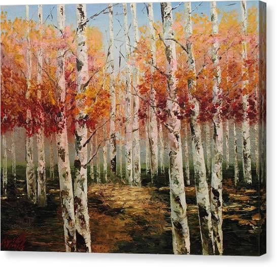 Acrylic Msc 096 Canvas Print