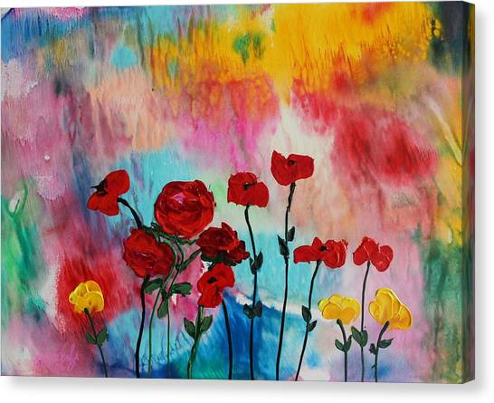 Acrylic Msc 101 Canvas Print