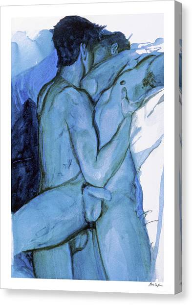 Adajio  Canvas Print