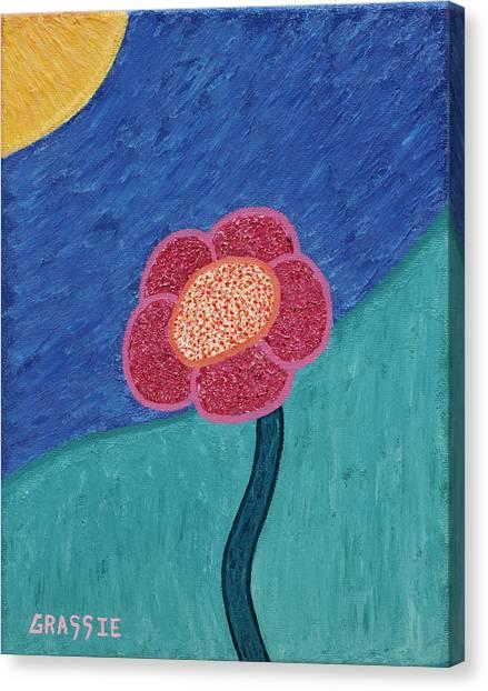 Admire Canvas Print by Jeff Grassie