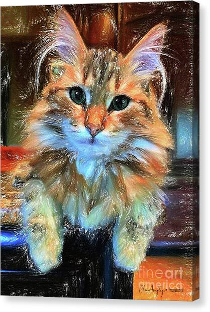 Adopted Canvas Print