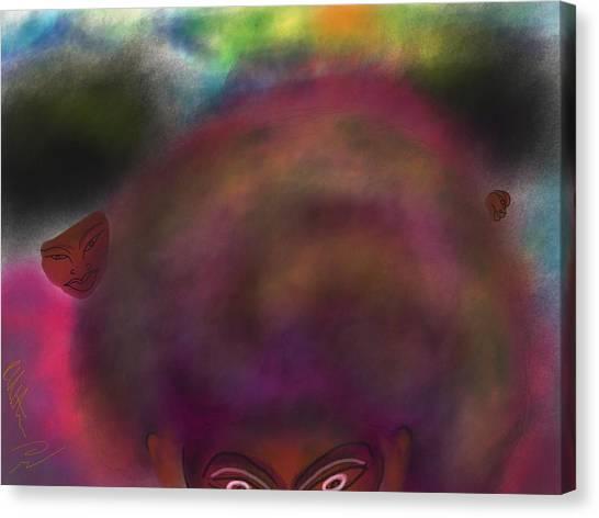 Afrod 1 Canvas Print