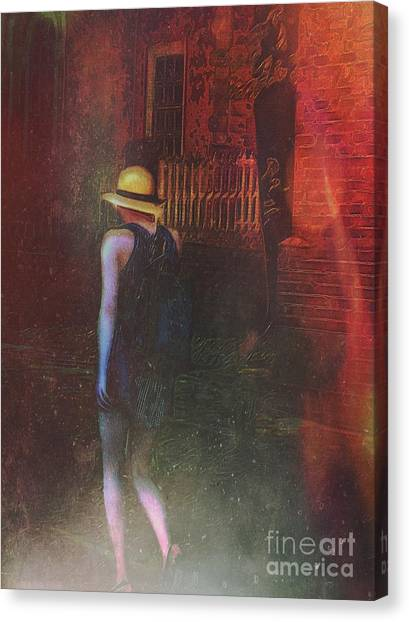 After Dark Canvas Print