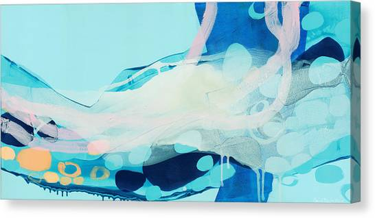 Canvas Print - After The Heat by Claire Desjardins