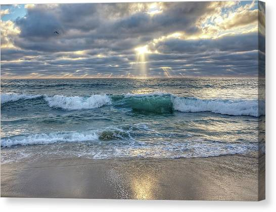 Canvas Print - After The Storm by Ann Patterson