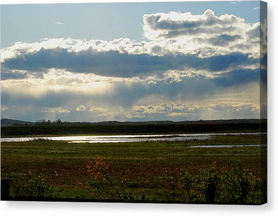 After The Storm Canvas Print