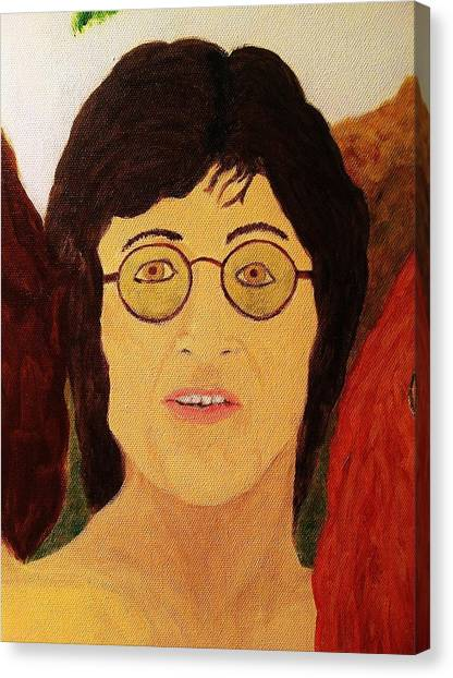 Afterlife Concerto John Lennon Canvas Print