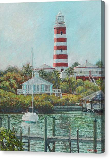 Afternoon In Hope Town Canvas Print