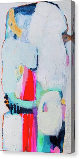 Canvas Print - Again by Claire Desjardins