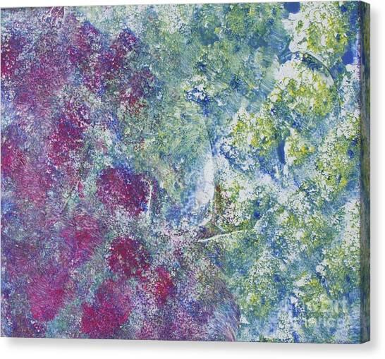 Aggrandized Canvas Print