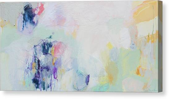 Canvas Print - Agree With Me by Claire Desjardins