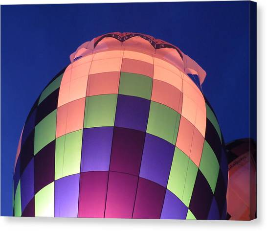 Air Balloon Canvas Print