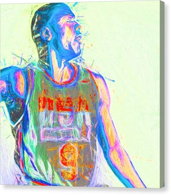 Painters Canvas Print - #airjordan #jordan #jordans #art by David Haskett II