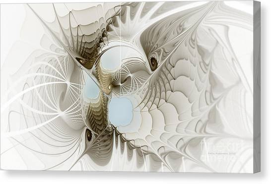 Airy Space2 Canvas Print