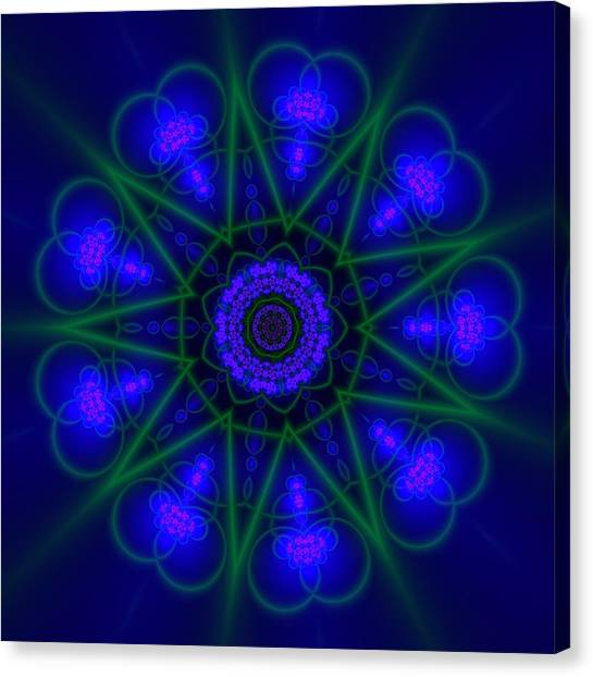 Akbal 9 Beats Canvas Print