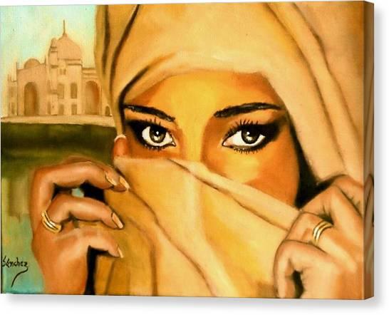 Al-andalus-3 Canvas Print