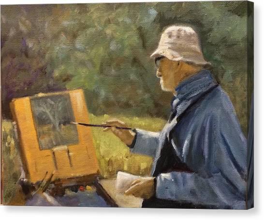 Al Canvas Print