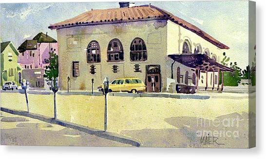 Us Post Office Canvas Prints Fine Art America