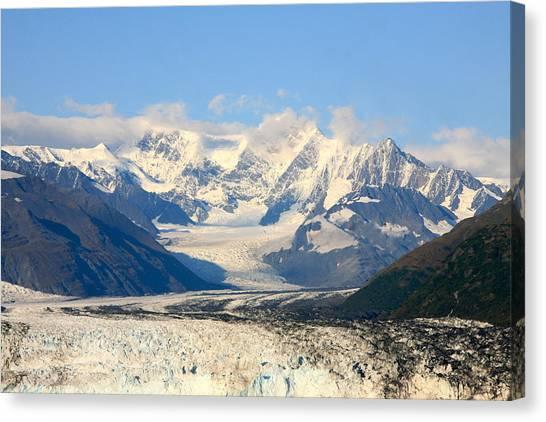 Alaska  Americas Final Frontier Canvas Print by Robert Joseph