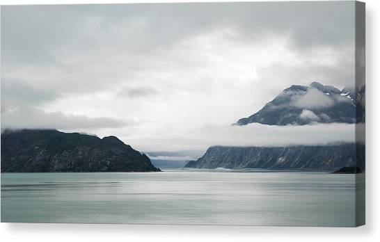 Alaska Waters Canvas Print