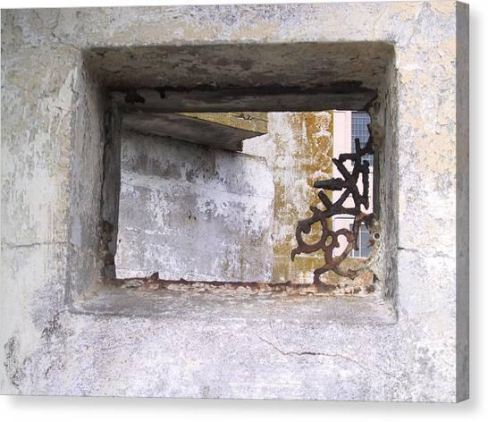 Alcatraz 2 Canvas Print by Kevin Callahan