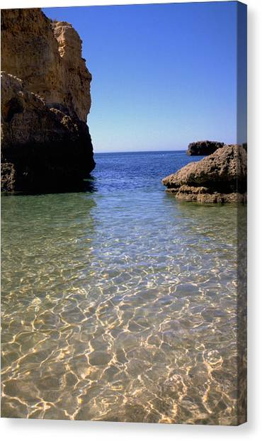 Algarve I Canvas Print