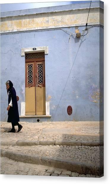 Algarve II Canvas Print