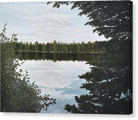 Algonquin Park Canvas Print