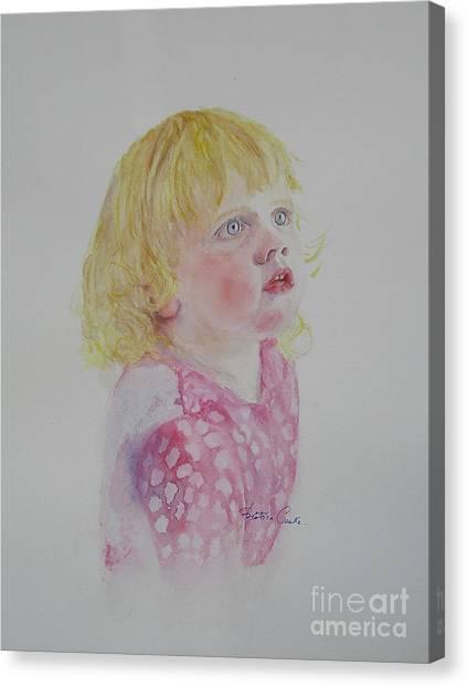 Alice Wondering Canvas Print