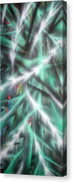 Canvas Print - Alien Forest by Leigh Odom