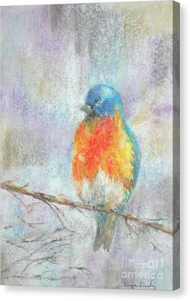 Alight Canvas Print