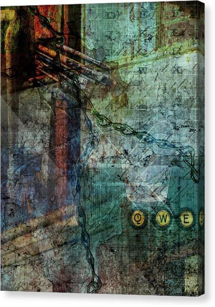 All But Forgotten Canvas Print