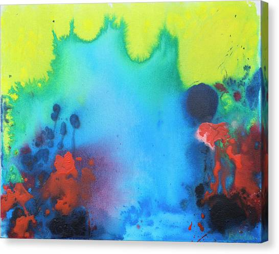 Canvas Print - All The Noise by Claire Desjardins