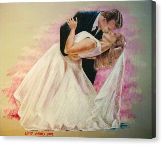 Allen And Trish Canvas Print