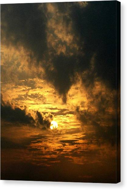 Alter Daybreak Canvas Print