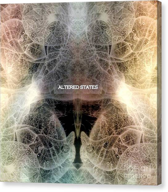 Altered States Canvas Print
