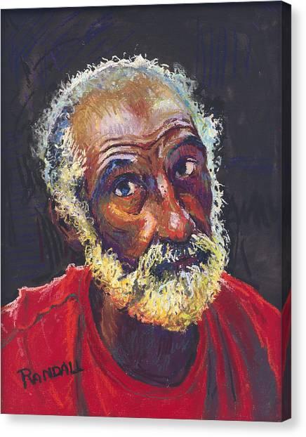 Alvin Canvas Print