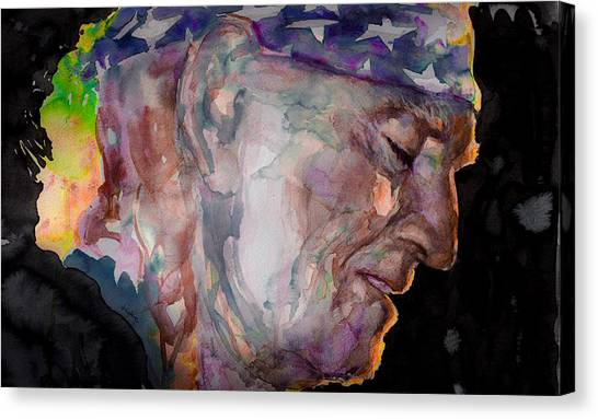 Always On My Mind 3 Canvas Print