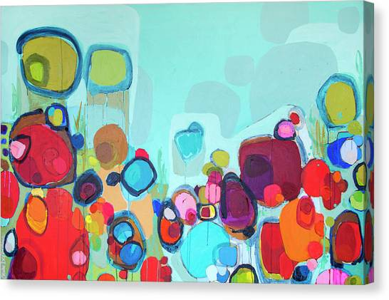Canvas Print - Always Will Be by Claire Desjardins