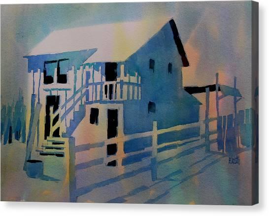 Ambergris Cay Canvas Print