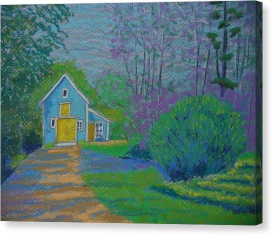 Amberrose Barn Canvas Print