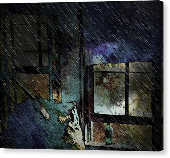 Ambivalence Canvas Print