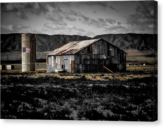 American Cylo - Lancaster, California  Canvas Print
