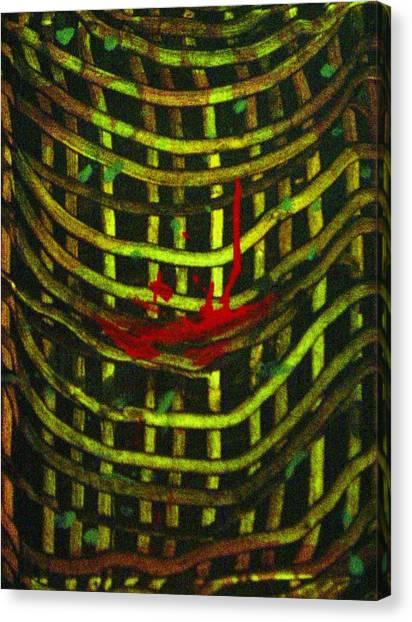 American Factory Canvas Print by Gayland Morris