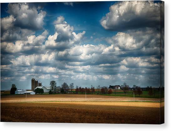 American Farmland Canvas Print