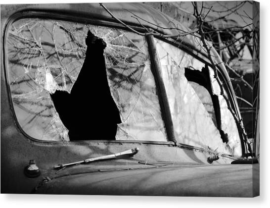 American Outlaw Canvas Print