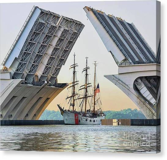 America's Tall Ship Canvas Print