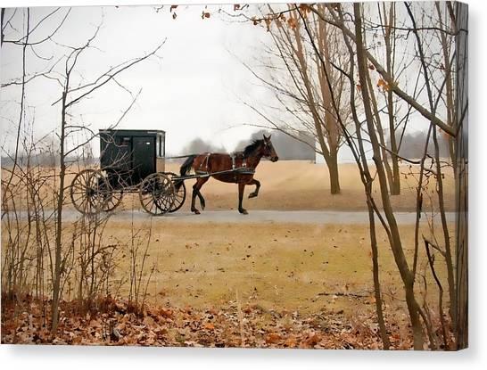 Amish Dream 1 Canvas Print